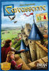 Carcassonne 2015 revised edition (Age 7+)