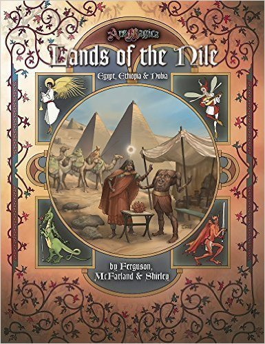 Ars Magica Lands of the Nile
