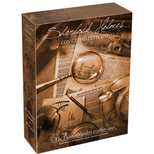 Thames Murders: Sherlock Holmes Consulting Detective