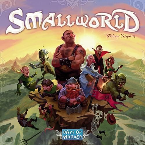 Small World Board Game