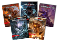 5th edition D&D