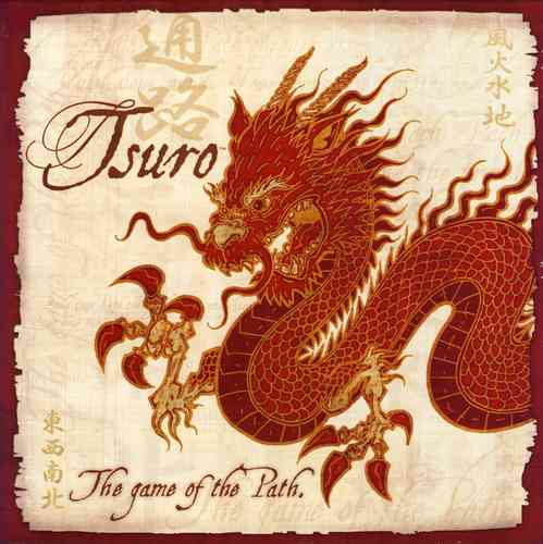 Tsuro - The Game of the Path (Age 8+)