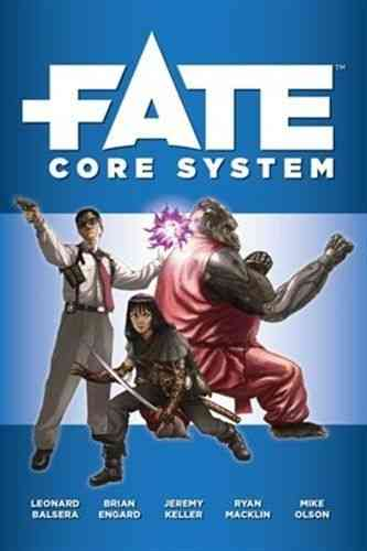 Fate RPG Core System Rulebook