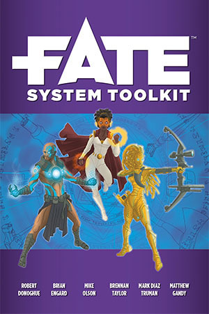 Fate RPG System Toolkit