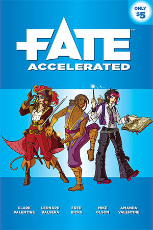 Fate Accelerated - Rulebook