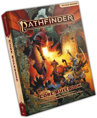 Pathfinder RPG 2nd Edition Core Rules