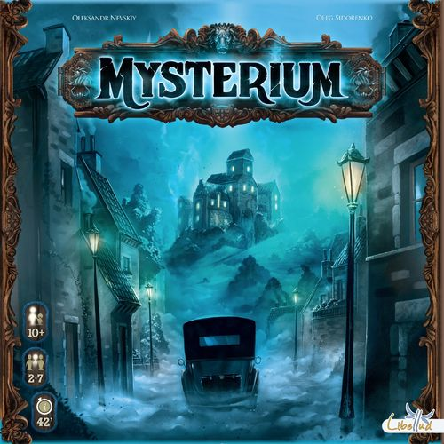 Mysterium Cooperative Board Game