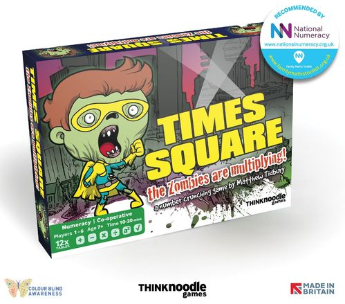 City of Zombies - Times Square (Age 7+)
