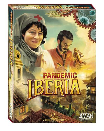 Pandemic Iberia - Limited Collector's Edition
