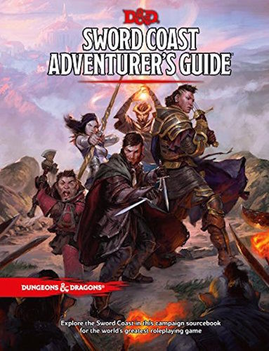 D&D Sword Coast Adventure Guide
