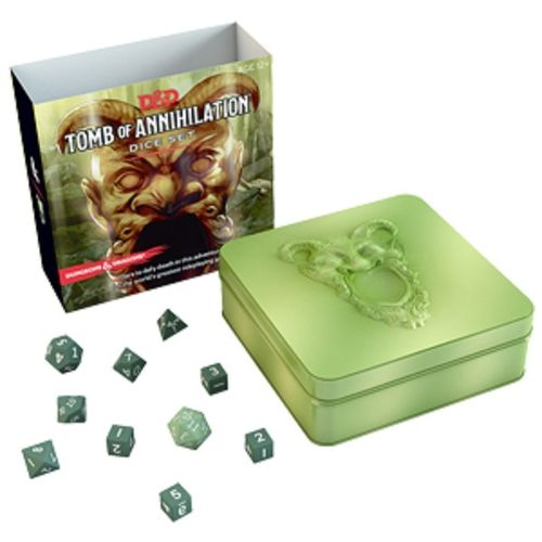 D&D Tomb of Annihilation Dice