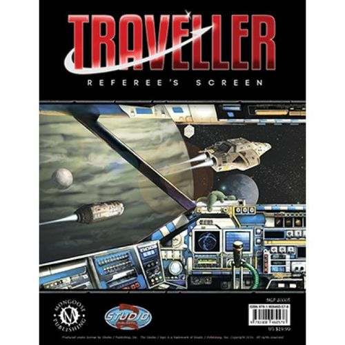 Traveller Referees Screen
