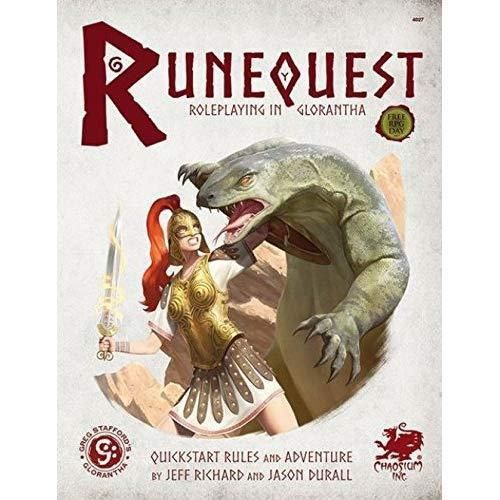 RuneQuest Glorantha Quick Start