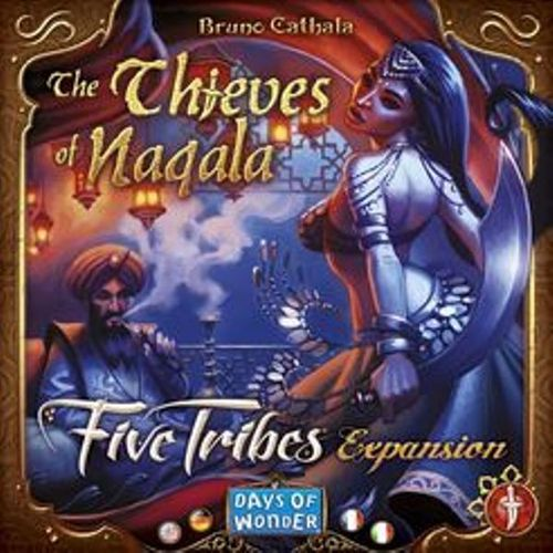 Five Tribes Thieves of Naqala