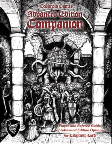 Labyrinth Lord Advanced Edition Companion