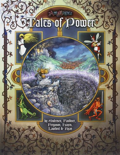 Ars Magica 5th Edition Tales of Power