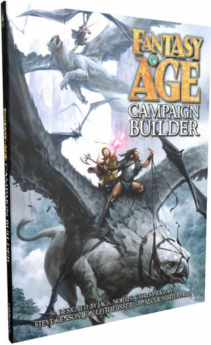 Fantasy AGE Campaign Builders Guide