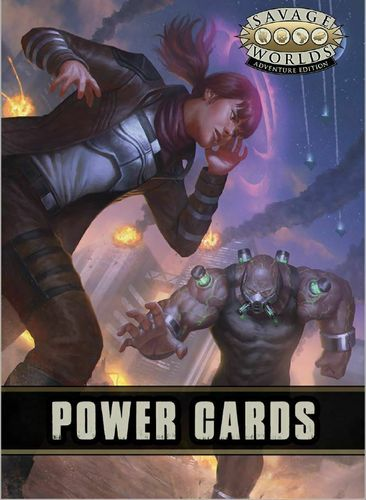SWADE Power Cards