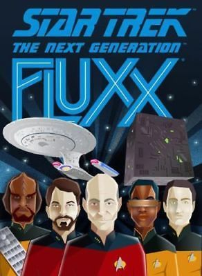 Star Trek Tthe Next Generation Fluxx