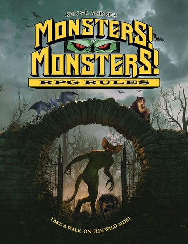 Monsters! Monsters! RPG