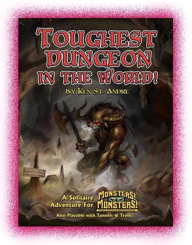 The Toughest Dungeon In The World