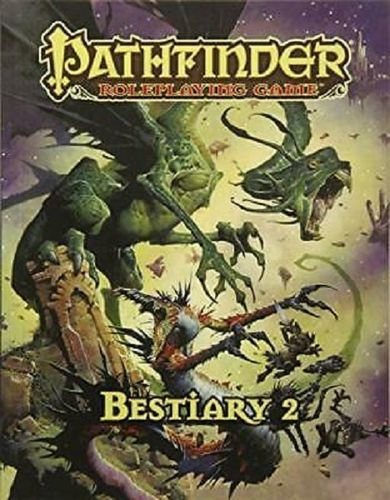 Pathfinder RPG Bestiary 2 Pocket Edition
