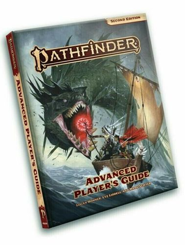 Pathfinder RPG Advanced Players Guide Pocket Edition